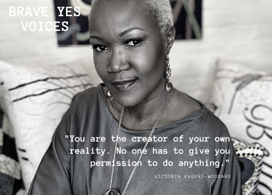 Ep. 13 — Returning to Who You Really Are with Victoria Kageni-Woodard