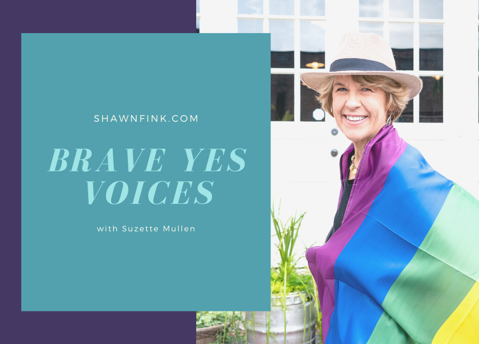 Ep. 19 Weighing The Costs And Choosing Authenticity Anyway With Suzette Mullen