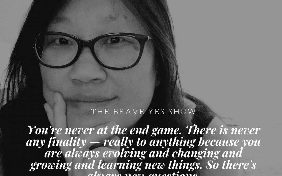 Ep. 16 Reclaiming a Lost Cultural Identity with Mindy Tsonas Choi