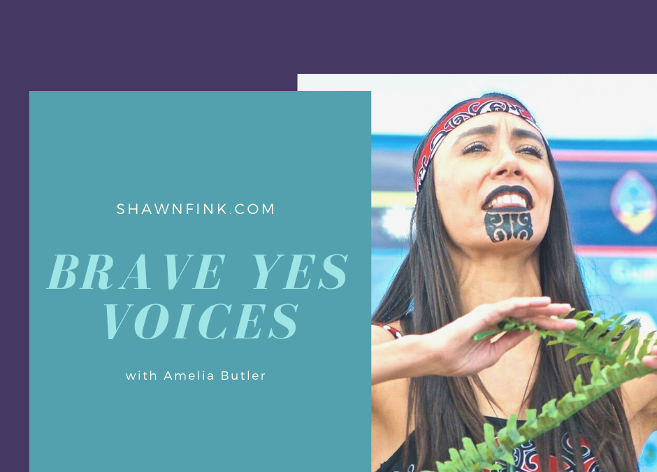 Ep. 23 — Finding Absolute Sovereignty after Motherhood with Amelia Butler